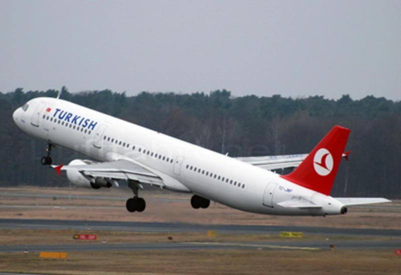 Турецкий самолет экстренно сел в Каире