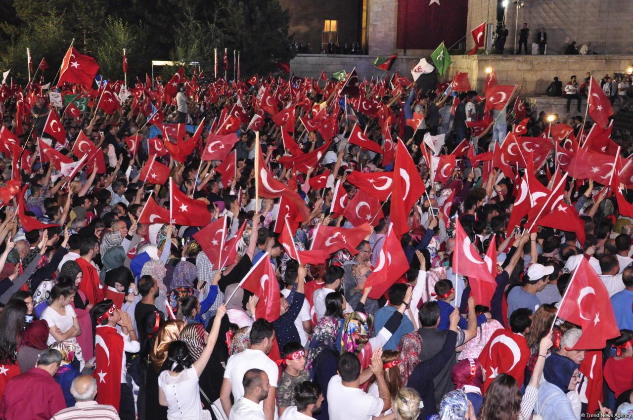 Эрдоган рассчитывает на согласие законодательного проекта о смертельной казни