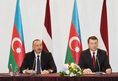 Раймондс Вейонис: Латвия продолжит вносить свой вклад в развитие отношений между ЕС и Азербайджаном