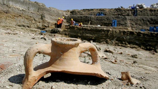 ВТурции был найден самый старинный смайлик