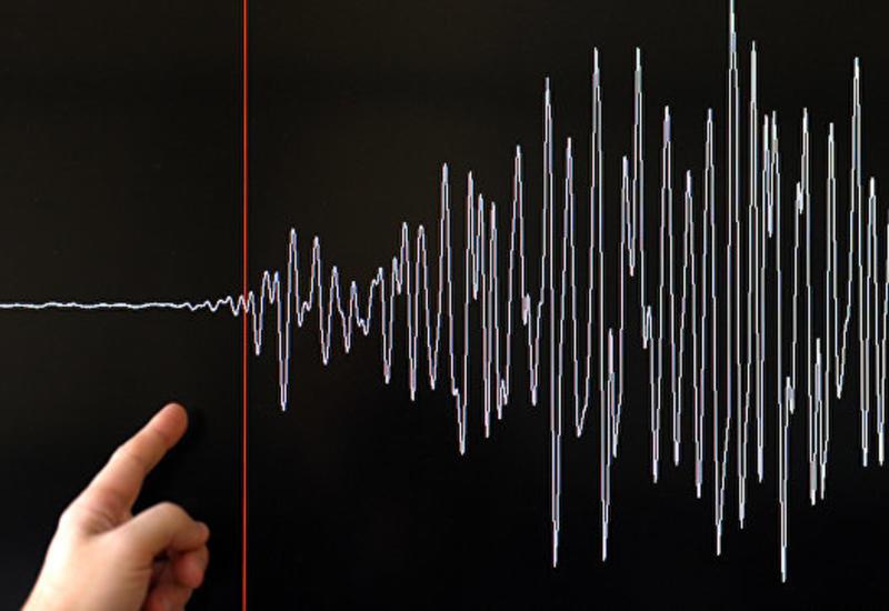 У побережья Тайваня зафиксировано мощное землетрясение