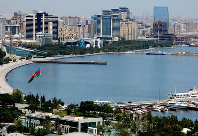 В Баку будет 35 градусов тепла