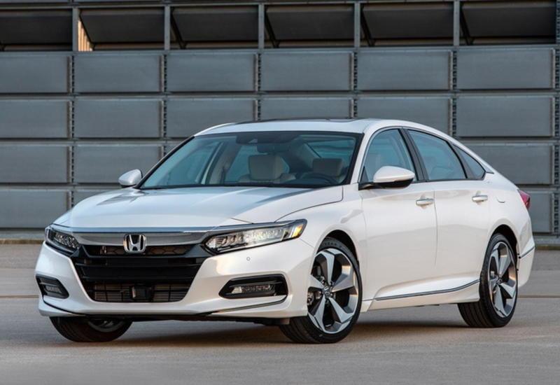 "Официально представлен новейший Honda Accord <span class=""color_red"">- ФОТО</span>"