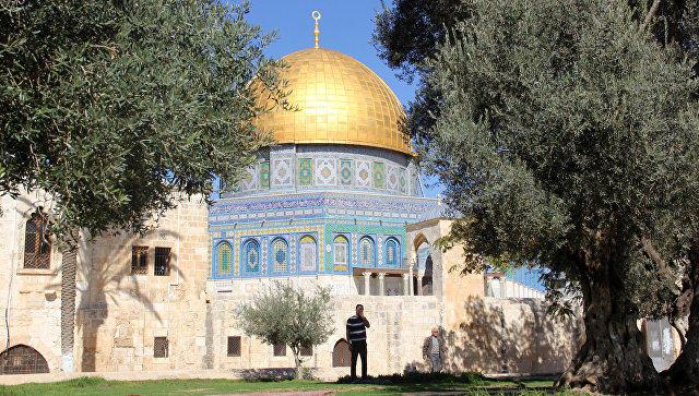 Беспорядки около Храмовой горы, арабы докладывают о14 раненых