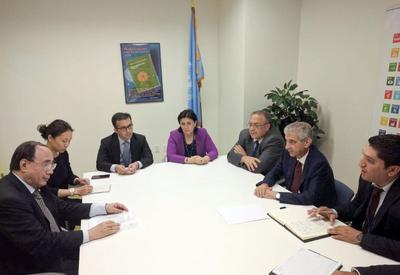 Вице-премьер Азербайджана встретился с заместителем генсека ООН