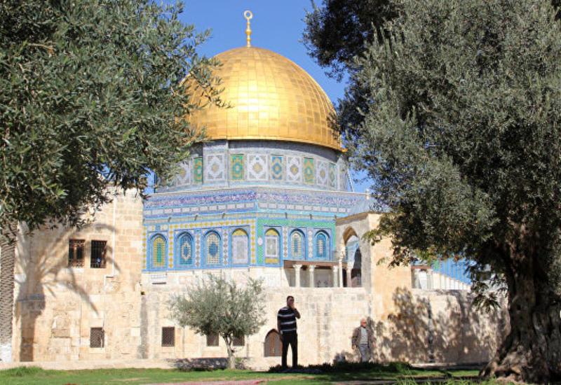 Президенты Израиля и Турции обсудили кризис вокруг святыни в Иерусалиме