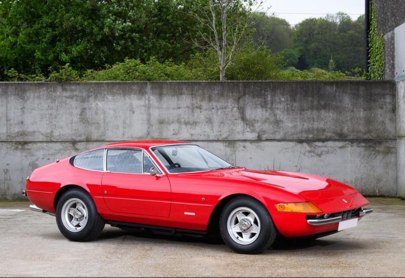 """Ferrari легенды мировой поп-сцены выставлена на торги <span class=""""color_red"""">- ФОТО</span>"""