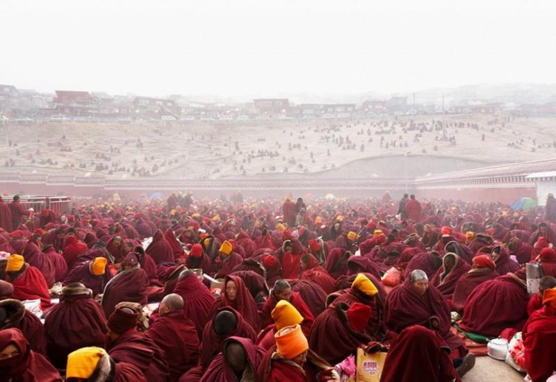 """Буйство красок в буддистских монастырях Китая <span class=""""color_red"""">- ФОТО</span>"""