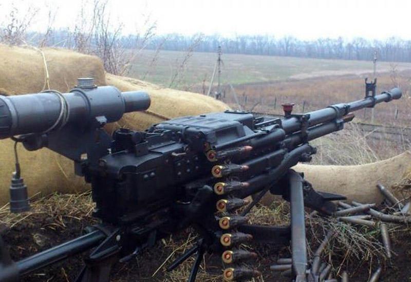 Армяне вновь устроили крупную провокацию на линии фронта