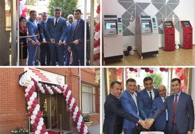 Kapital Bank открыл новый Центр электронных услуг 24/7