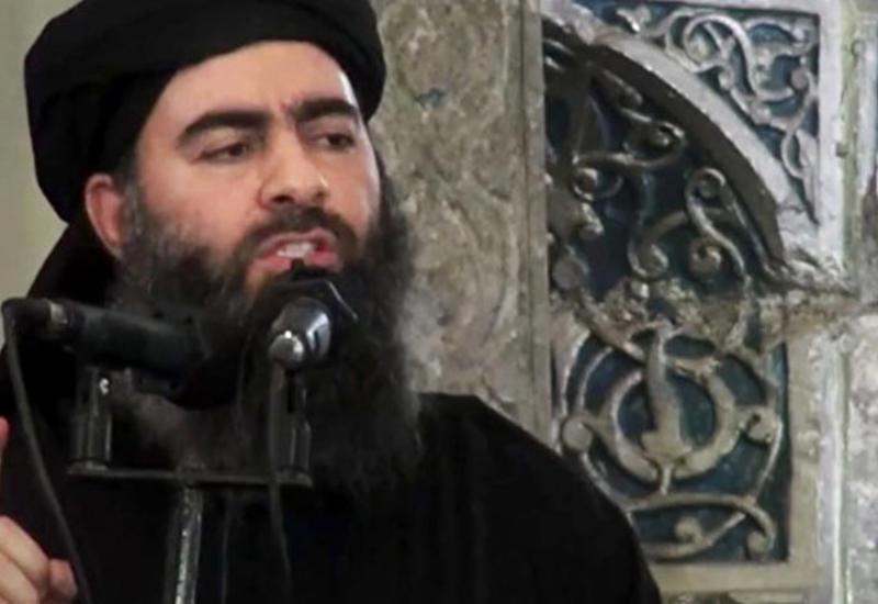 """Глава Пентагона: лидер """"ИГ"""" аль-Багдади жив"""