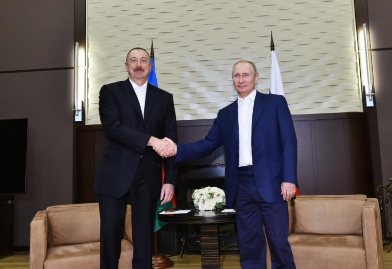 Сочинская встреча Президентов Азербайджана и России: болезненный удар по армянскому лобби