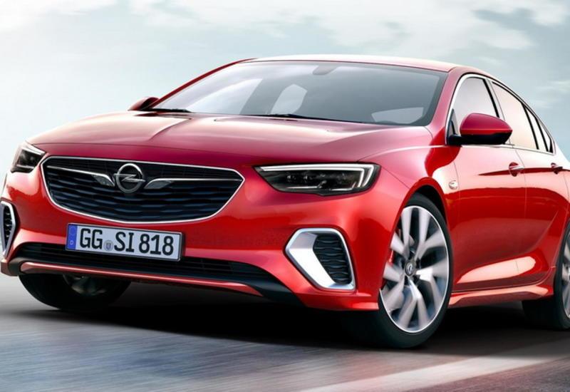 """Официально представлен """"заряженный"""" Opel Insignia нового поколения <span class=""""color_red"""">- ФОТО</span>"""