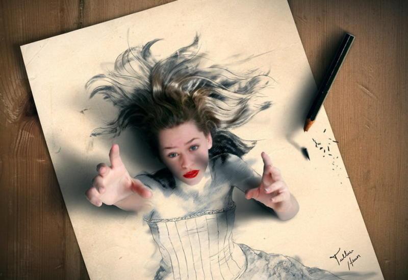 """Будто живые: гиперреалистичные цифровые портреты бразильского художника <span class=""""color_red"""">- ФОТО</span>"""