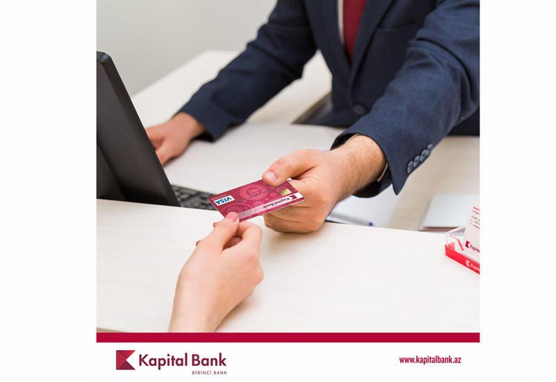 Kapital Bank-ın kart mərkəzi istirahət günləri işləyəcək