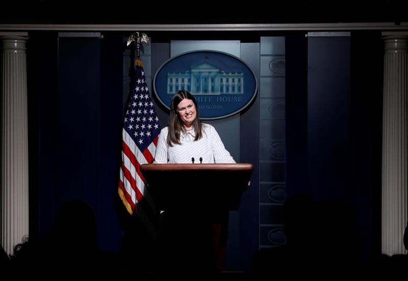 В Белом доме назвали имя нового пресс-секретаря