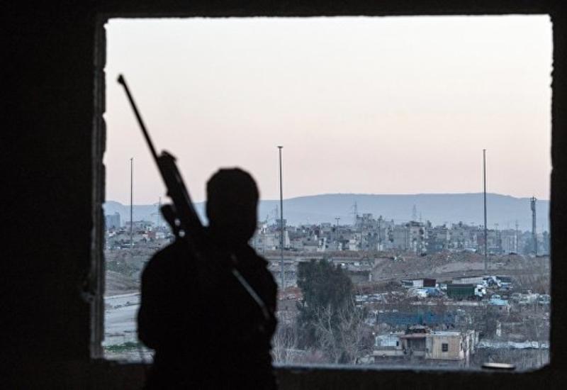 """Боевики """"ан-Нусры"""" начали сдаваться на сирийско-ливанской границе"""
