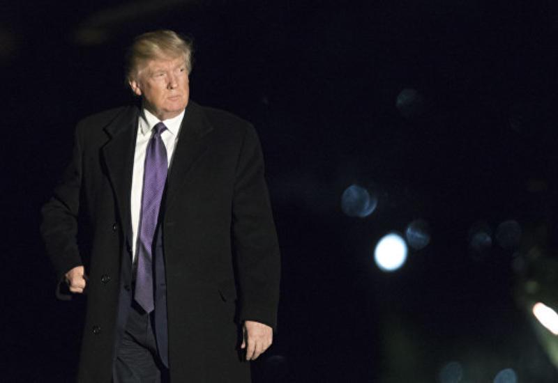 Трамп пожаловался на новую утечку данных разведки