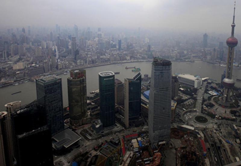 """В Шанхае обрушилось здание, есть погибшие <span class=""""color_red"""">- ВИДЕО</span>"""