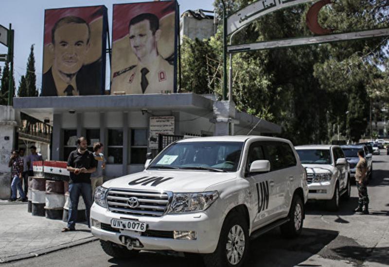 Немецкая газета Welt обвинила Дамаск в применении химоружия