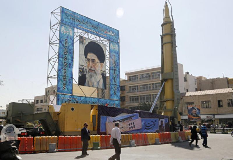 """Иран наладил серийное производство ракет ПВО """"Сайад-3"""""""