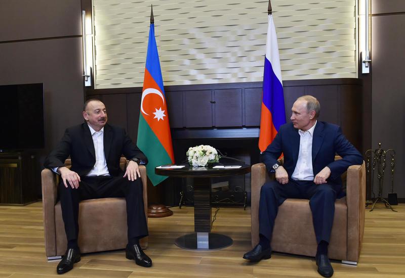 Azərbaycan-Rusiya: strateji münasibətlərin inkişafı üçün yeni impuls