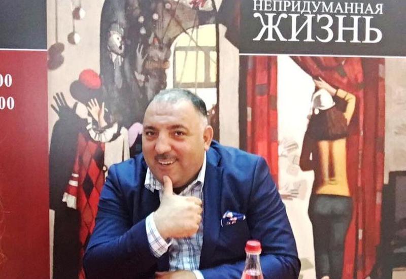 "В Баку состоялась презентация новой книги Бахрама Багирзаде ""Непридуманная жизнь"" <span class=""color_red"">- ФОТО</span>"