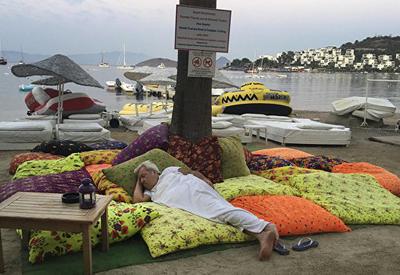 Туристам, застрявшим в Бодруме, предоставили отели и питание
