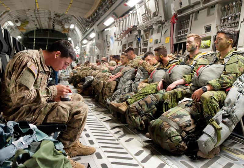 12 американских десантников покалечились при высадке в Румынии