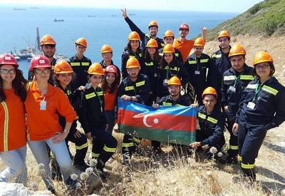 Студенты БВШН проходят практику в Турции