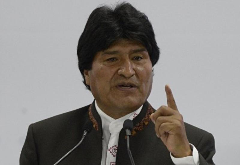 Глава Боливии заявил, что США готовили его убийство в 2008 году