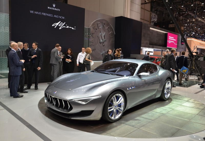 """Названы сроки появления абсолютно нового Maserati GranTurismo <span class=""""color_red"""">- ФОТО</span>"""