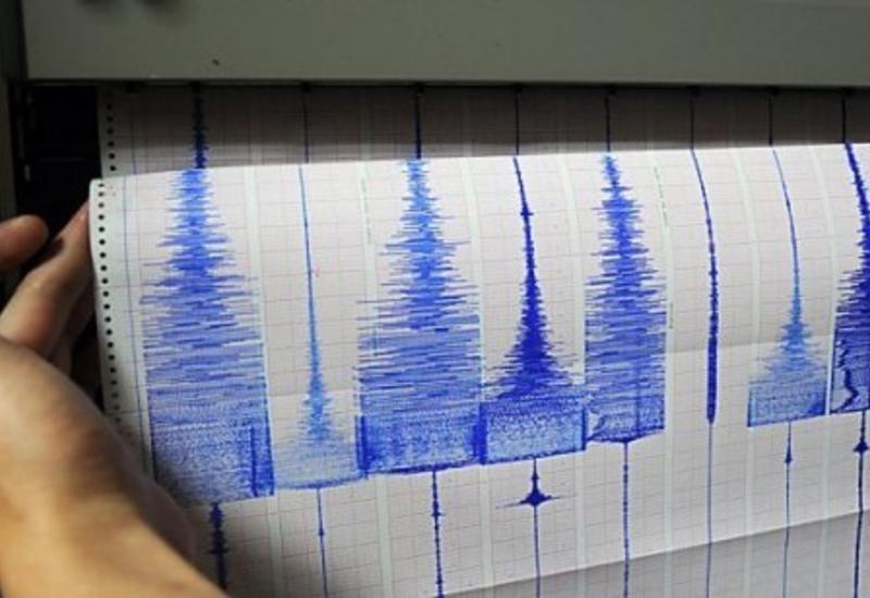 В Иране произошло землетрясение магнитудой 5,2