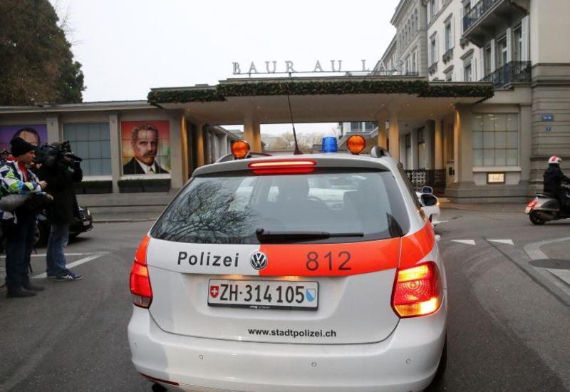 В Швейцарии мужчина напал на людей с бензопилой, есть раненые