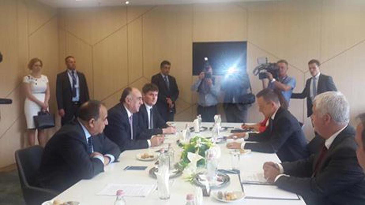 Армения избегает субстантивных переговоров поКарабаху— руководитель МИД Азербайджана