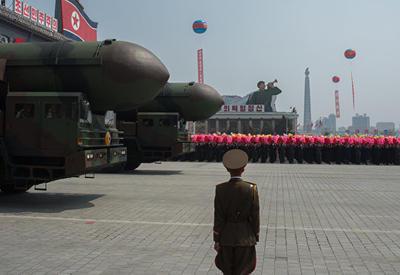 СМИ: Северная Корея может запустить новую ракету