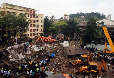 В Мумбаи обрушился жилой дом