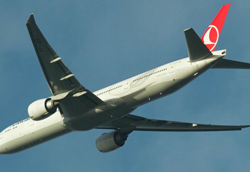 Самолет Turkish Airlines сел в Алжире из-за сообщения о бомбе