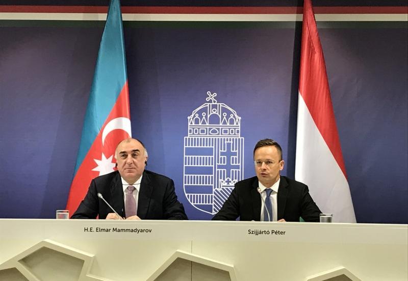 Эльмар Мамедъяров: «Армения не может вечно избегать выполнения 4-х резолюций СБ ООН»