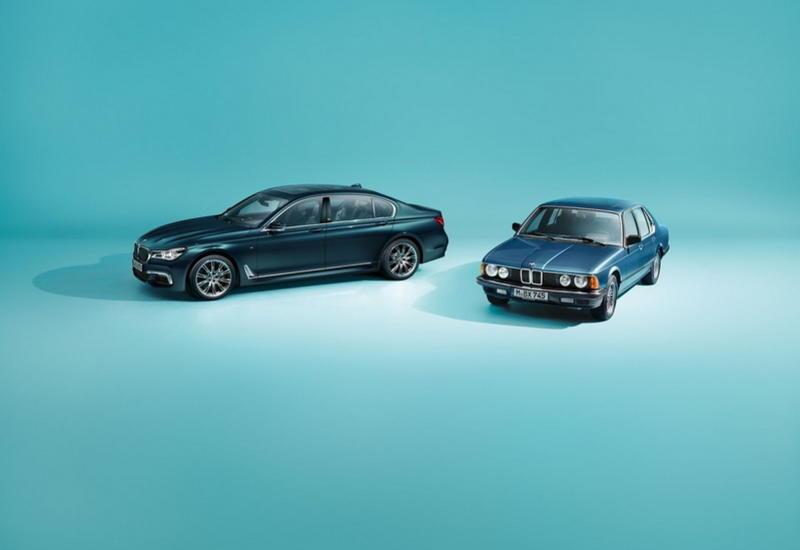 """Специальную """"семерку"""" BMW посвятили ее же 40-летию <span class=""""color_red"""">- ФОТО</span>"""