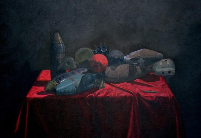 """""""Картинная галерея"""" Day.Az: Поведение человека глазами Николаса Уильямса <span class=""""color_red"""">- ФОТО</span>"""