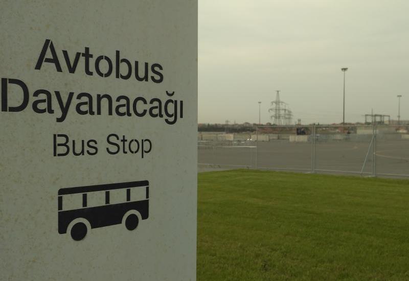 Bakıda bu avtobusun son dayanacağının yeri dəyişdi