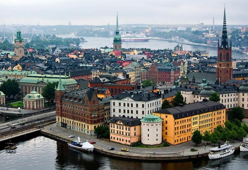 Более 150 Санта-Клаусов прибыли на конгресс в Копенгаген