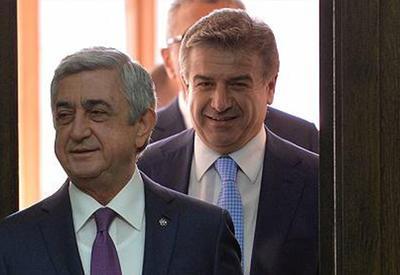 Борьба за власть по-армянски: как Саргсян расчищает место под солнцем
