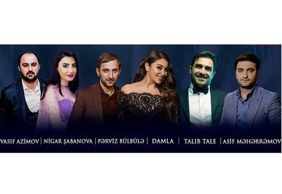 Впервые в Москве на одной сцене выступят шесть звезд Азербайджана