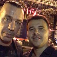 "В Баку приехал фронтмен группы Rammstein <span class=""color_red"">- ВИДЕО</span>"