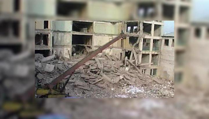 ВТбилиси умер еще один рабочий вовремя демонтажа аварийного здания