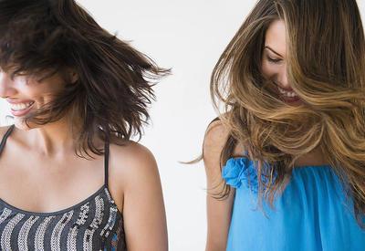Как добиться блестящих и здоровых волос без затрат?
