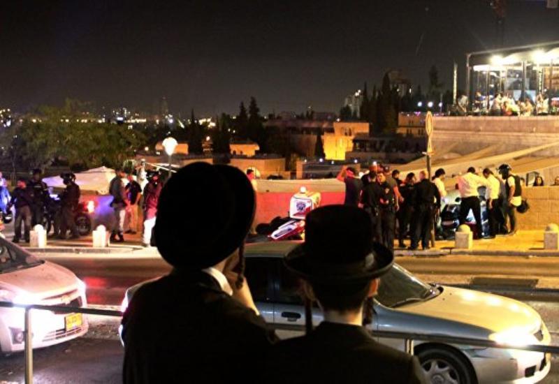 В Иерусалиме в ходе столкновений пострадали более 50 человек