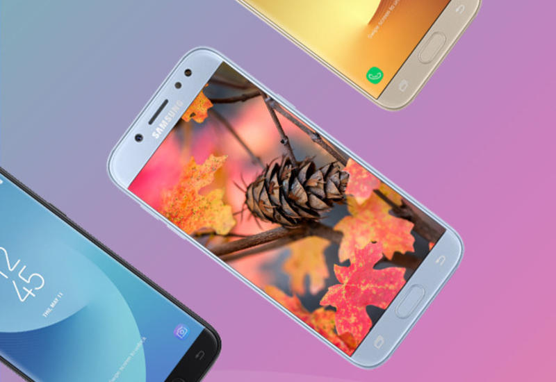 Samsung Galaxy J5 - надежная защита ваших данных